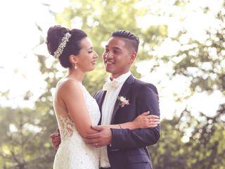 Le mariage de Charlotte et Haor