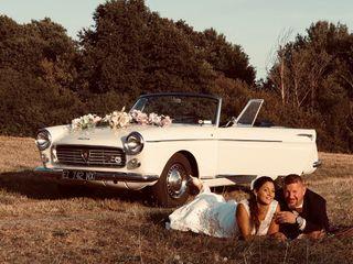 Le mariage de Nezha et Mickaël