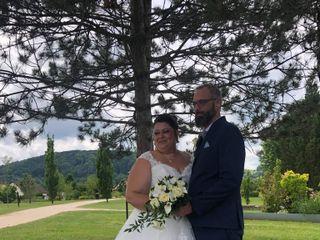 Le mariage de Stéphanie  et Claudey 2