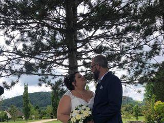 Le mariage de Stéphanie  et Claudey 3