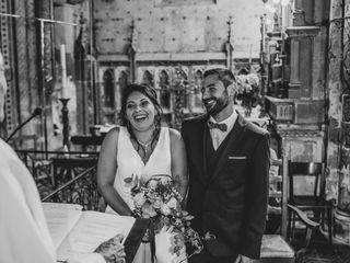 Le mariage de Jennifer et Mickael