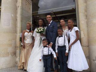 Le mariage de Alexandre et Nella