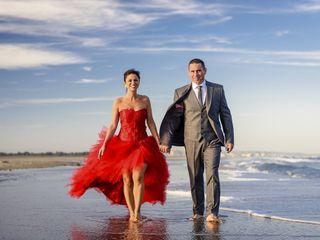 Le mariage de Valérie et David 1