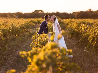 Le mariage de Marine et Bérenger