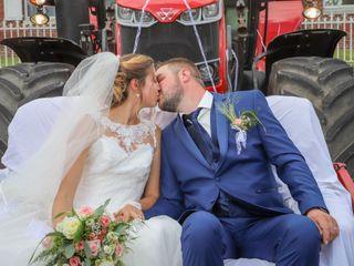 Le mariage de Julie et Dimitri