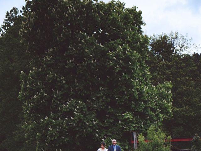 Le mariage de Romain et Noémie à Wisches, Bas Rhin 10