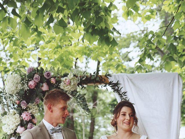 Le mariage de Romain et Noémie à Wisches, Bas Rhin 15