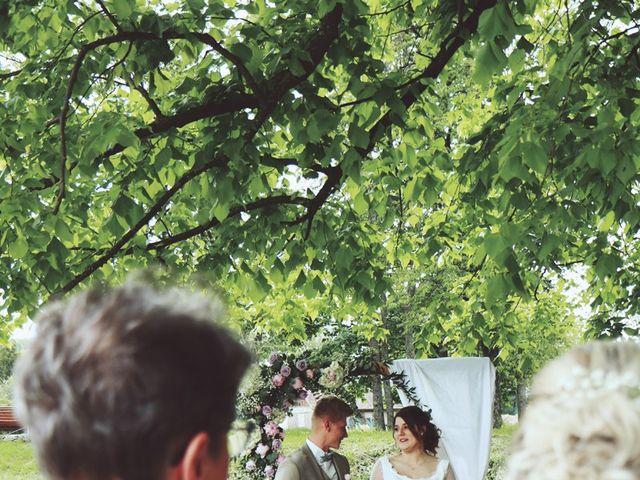 Le mariage de Romain et Noémie à Wisches, Bas Rhin 18