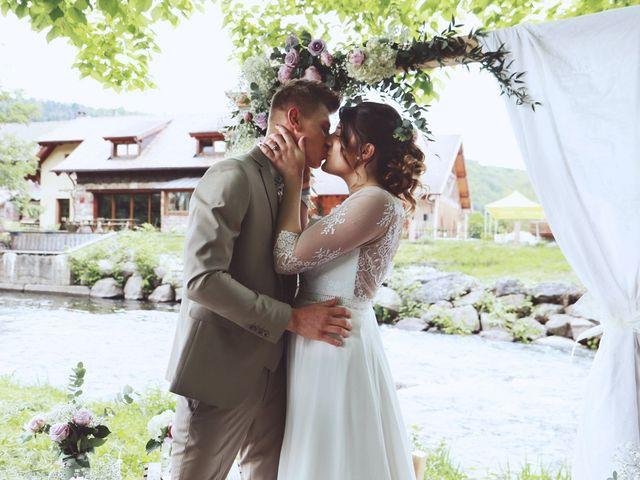 Le mariage de Romain et Noémie à Wisches, Bas Rhin 25