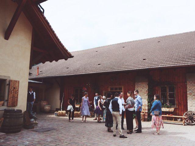 Le mariage de Romain et Noémie à Wisches, Bas Rhin 30
