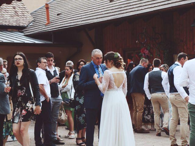 Le mariage de Romain et Noémie à Wisches, Bas Rhin 33