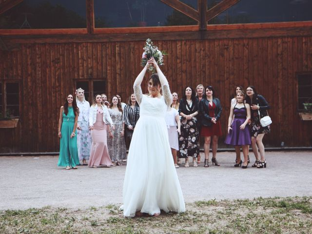 Le mariage de Romain et Noémie à Wisches, Bas Rhin 41