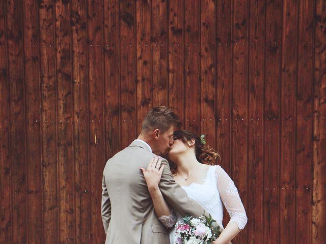 Le mariage de Romain et Noémie à Wisches, Bas Rhin 60