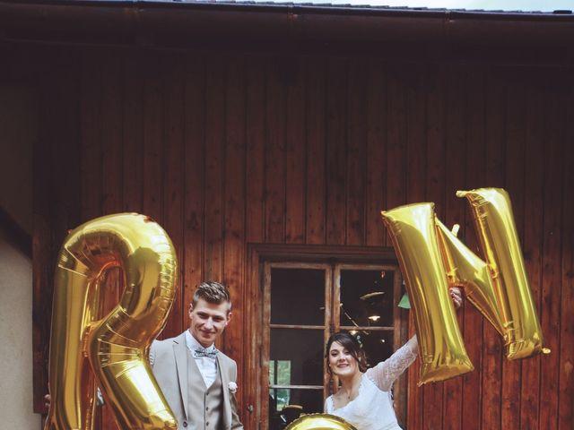 Le mariage de Romain et Noémie à Wisches, Bas Rhin 64