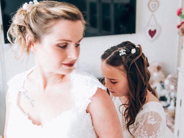 Le mariage de Christophe et Jessica à Marigny-le-Châtel, Aube 12