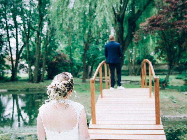 Le mariage de Christophe et Jessica à Marigny-le-Châtel, Aube 31