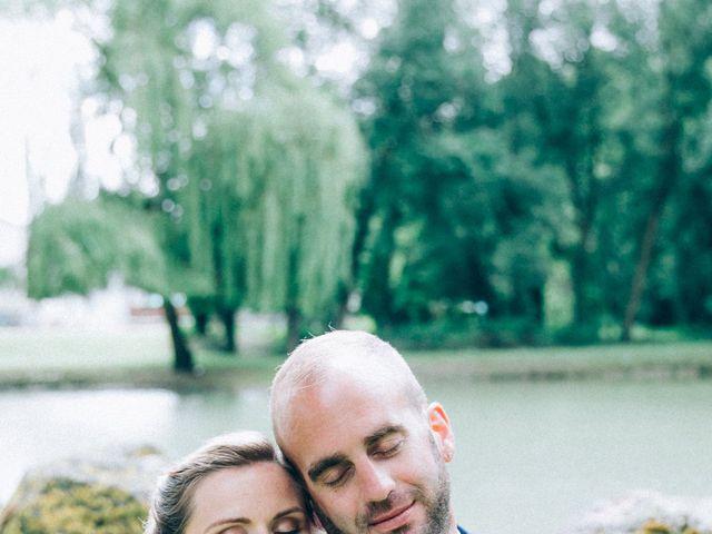 Le mariage de Christophe et Jessica à Marigny-le-Châtel, Aube 35