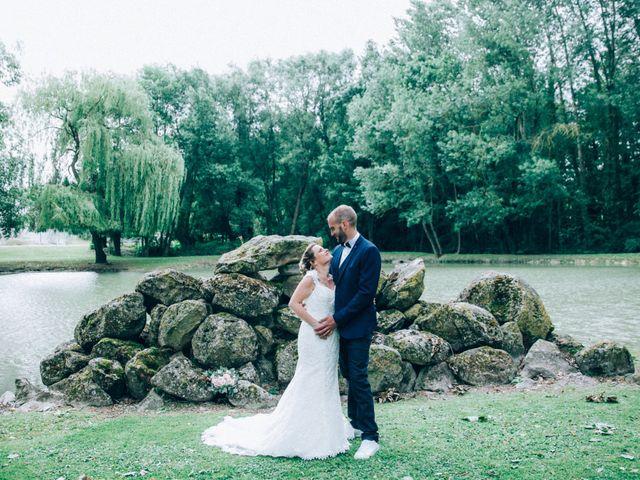 Le mariage de Christophe et Jessica à Marigny-le-Châtel, Aube 36