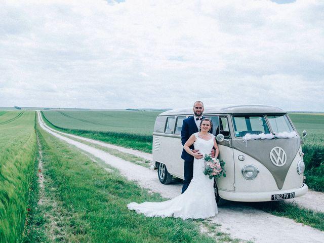 Le mariage de Christophe et Jessica à Marigny-le-Châtel, Aube 37