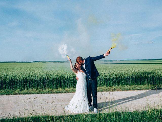 Le mariage de Christophe et Jessica à Marigny-le-Châtel, Aube 40