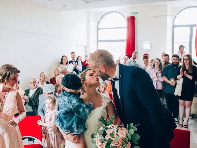 Le mariage de Christophe et Jessica à Marigny-le-Châtel, Aube 43