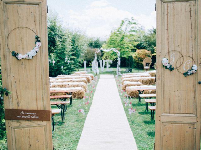 Le mariage de Christophe et Jessica à Marigny-le-Châtel, Aube 46