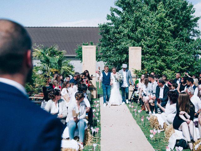 Le mariage de Christophe et Jessica à Marigny-le-Châtel, Aube 47