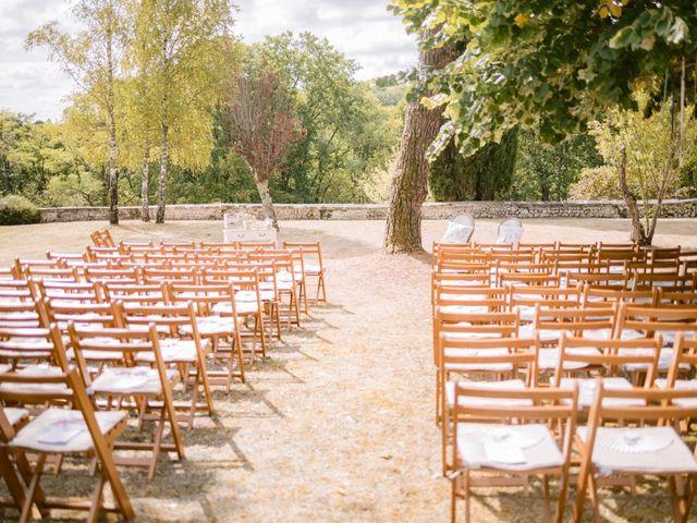 Le mariage de Benjamin et Anaelle à Ribérac, Dordogne 1
