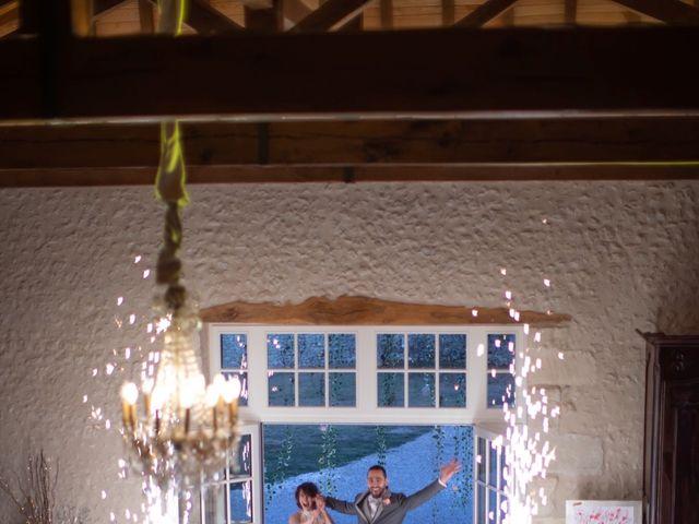 Le mariage de Benjamin et Anaelle à Ribérac, Dordogne 4