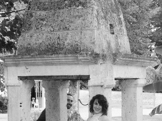 Le mariage de Benjamin et Anaelle à Ribérac, Dordogne 7