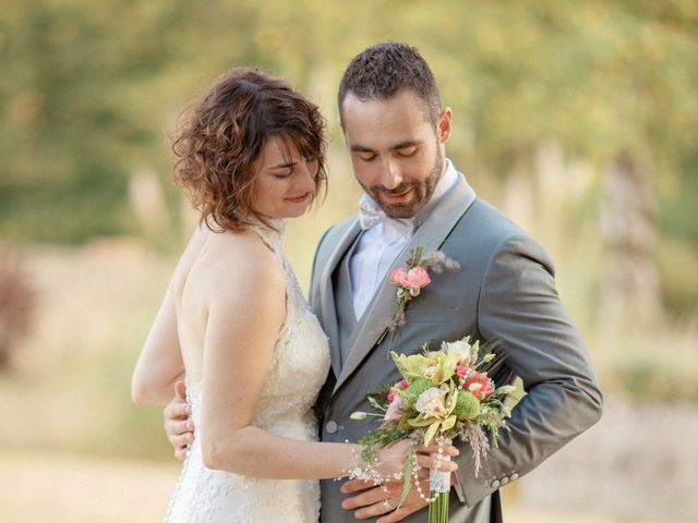 Le mariage de Benjamin et Anaelle à Ribérac, Dordogne 14