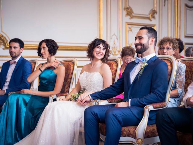 Le mariage de Benjamin et Anaelle à Ribérac, Dordogne 20