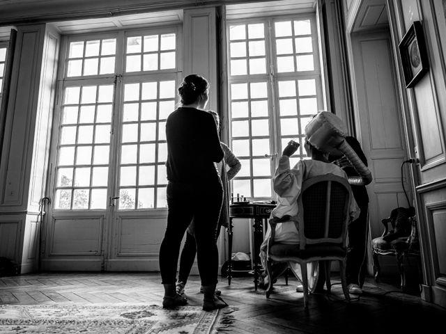 Le mariage de Guillaume et Carole à Villers-sur-Mer, Calvados 6