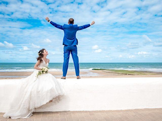 Le mariage de Guillaume et Carole à Villers-sur-Mer, Calvados 1