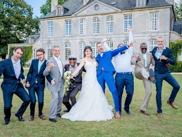 Le mariage de Guillaume et Carole à Villers-sur-Mer, Calvados 61