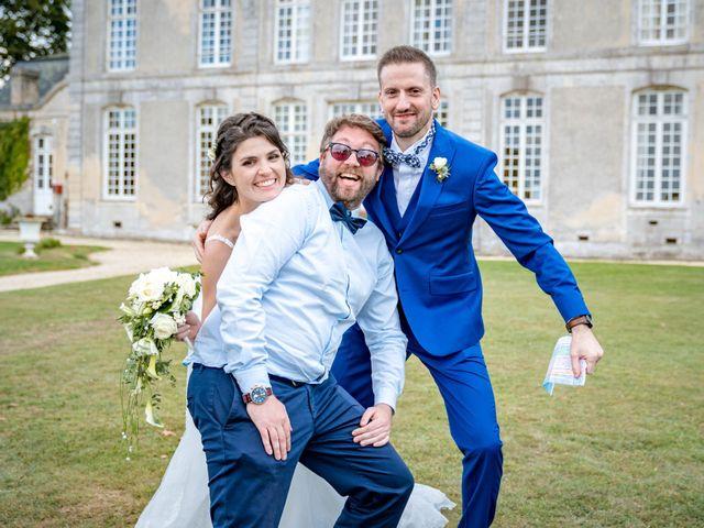 Le mariage de Guillaume et Carole à Villers-sur-Mer, Calvados 62