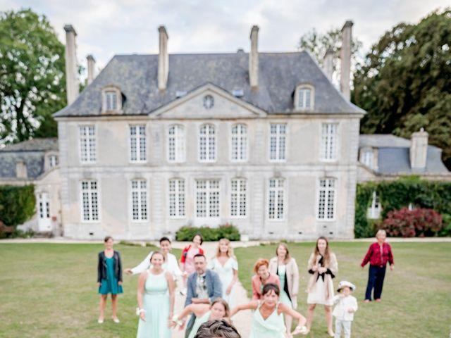 Le mariage de Guillaume et Carole à Villers-sur-Mer, Calvados 70