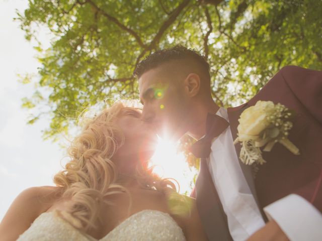 Le mariage de Anthony et Gwenaël à Persan, Val-d'Oise 22