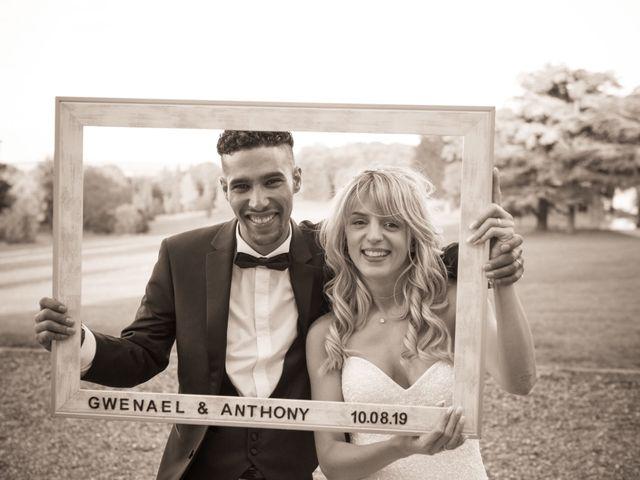 Le mariage de Gwenaël et Anthony
