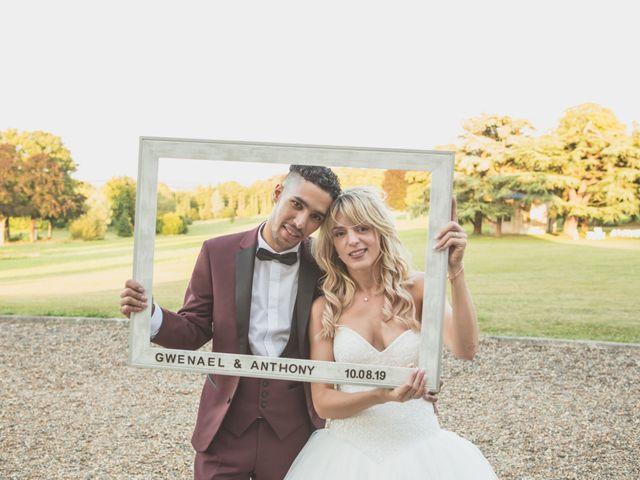 Le mariage de Anthony et Gwenaël à Persan, Val-d'Oise 28