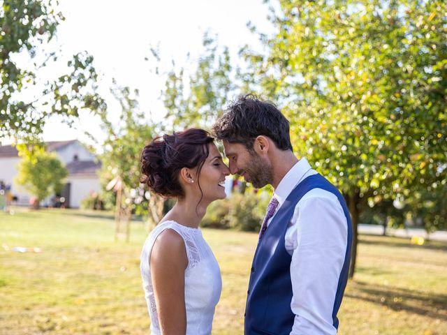 Le mariage de Tiphany et Sylvain