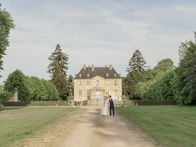 Le mariage de Agathe et Yann