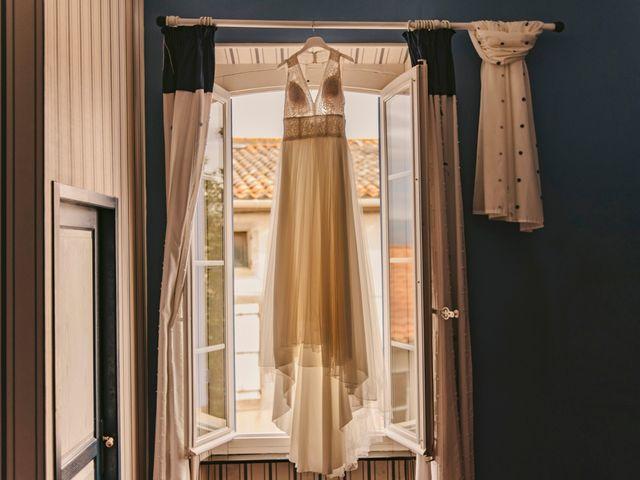 Le mariage de Bastien et Malvina à Castelnau-d'Aude, Aude 8