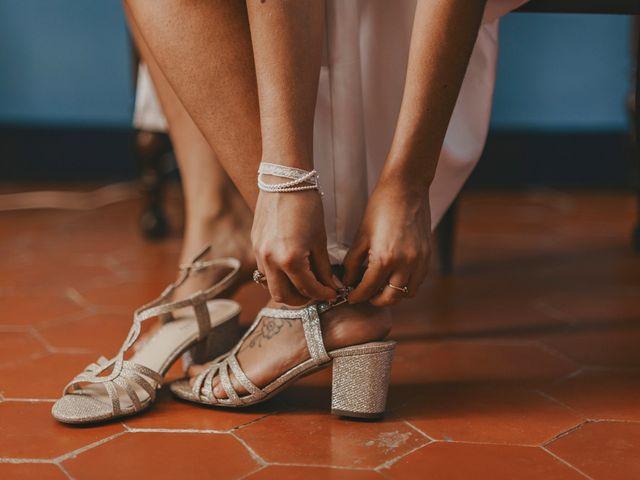 Le mariage de Bastien et Malvina à Castelnau-d'Aude, Aude 18