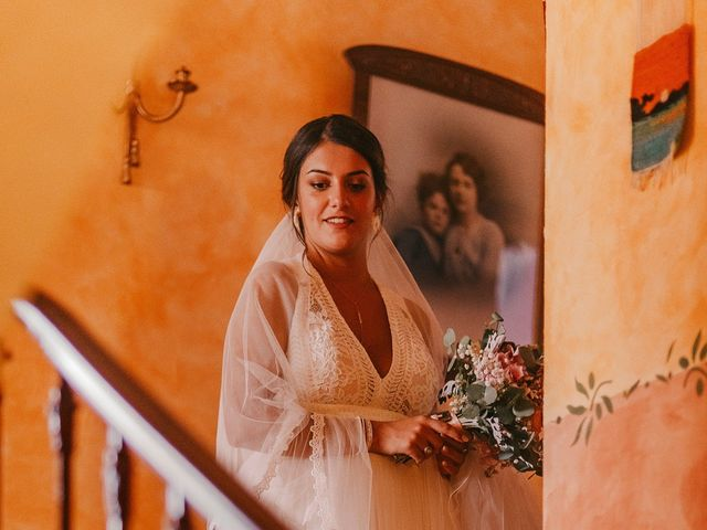 Le mariage de Bastien et Malvina à Castelnau-d'Aude, Aude 34