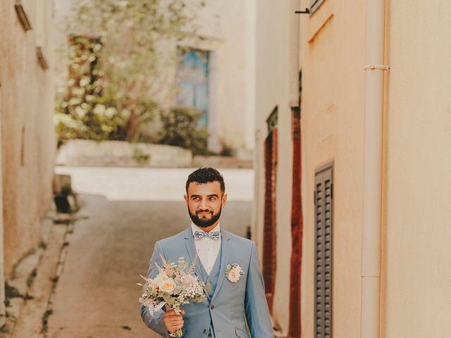 Le mariage de Bastien et Malvina à Castelnau-d'Aude, Aude 35