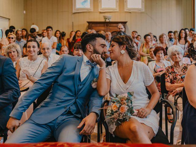Le mariage de Bastien et Malvina à Castelnau-d'Aude, Aude 38