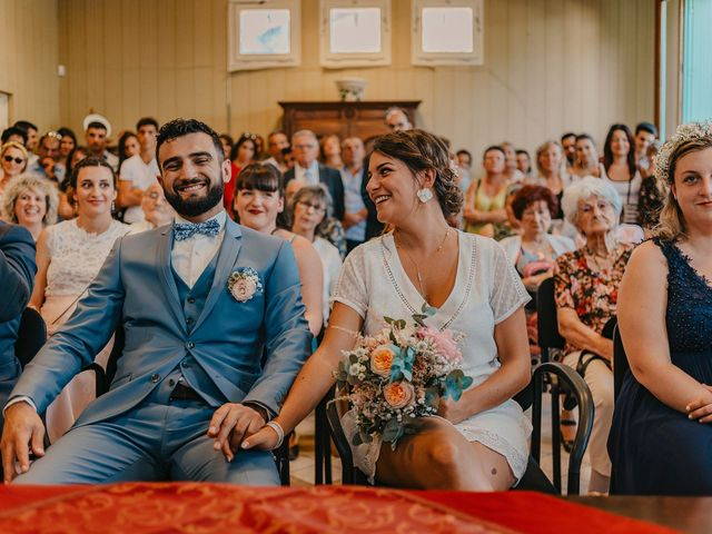 Le mariage de Bastien et Malvina à Castelnau-d'Aude, Aude 40