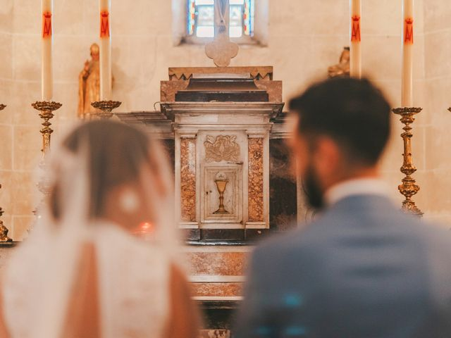 Le mariage de Bastien et Malvina à Castelnau-d'Aude, Aude 42
