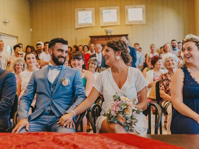 Le mariage de Bastien et Malvina à Castelnau-d'Aude, Aude 44